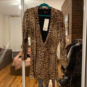 Brand New Cheetah Print Romper